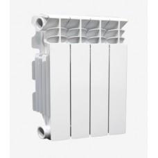 Радиатор алюминиевый Fondital EXCLUSIVO B3 800/100 белый 10 секций