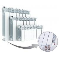 Радиатор биметаллический Rifar Base BVR 500 - 10 секций