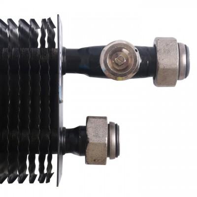 STOUT Конвектор внутрипольный SCN 110.240.1800 (Решётка роликовая, анодированный алюминий)