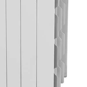Радиатор алюминиевый Royal Thermo Revolution 500 х 80 10 секций