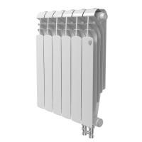 Радиатор биметаллический Royal Thermo Vittoria Super VDR 500 x 90 8 секц. (нижн. подкл.)