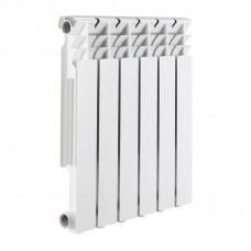 Радиатор алюминиевый Rommer Optima 500 х 80 10 секций