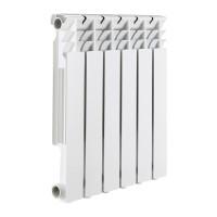 Радиатор биметаллический Rommer Optima BM 500 х 80 10 секций