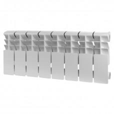 Радиатор алюминиевый Rommer Plus 200 х 100 10 секций