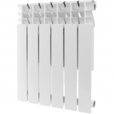 Радиатор алюминиевый Rommer Plus 500 х 100 10 секций