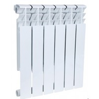 Радиатор биметаллический Rommer Plus BM 500 х 100 10 секций