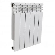 Радиатор алюминиевый Rommer Profi 350 х 80 10 секций