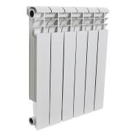 Радиатор биметаллический Rommer Profi BM 500 х 80 10 секций