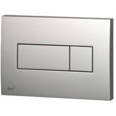 Кнопка управления системой инсталляции Alcaplast М370 белая