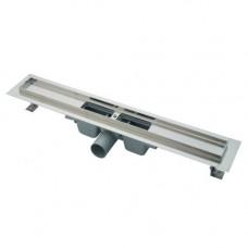 Канал дренажный стальной  ALCAPLAST 650*60 д.50мм APZ1-650 без решетки