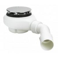 Сифон Viega Tempoplex 115х40/50 для душ. поддона, 45', хром.