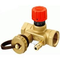 Клапан ручной регулировки Danfoss MNT 15 PN16