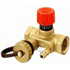 Клапан ручной регулировки USV-I DN15 PN16 USV2I  003Z2131