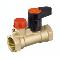 Клапан ручной запорный DN15 PN20 MSV-S 003Z4011