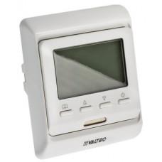 Хронотермостат электр. комнатный с датчиком температуры пола (НЗ и НО сервоприводы, 24-220В)