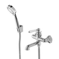 Смеситель для ванны с керамическим дивертором Iddis Oxford