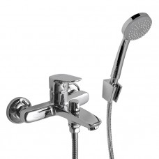 Смеситель для ванны с керамическим дивертором Iddis Zodiac