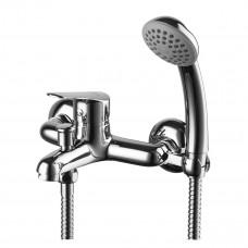Cмеситель для ванны Lemark Partner, одноручный, с коротким изливом