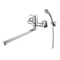 Смеситель для ванны с длинным изливом Milardo Amplex