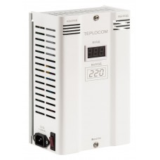 Фазоинверторный стабилизатор сетевого напряжения Бастион Teplocom ST 600 Invertor