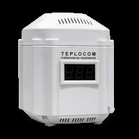 Стабилизатор напряжения для газового котла Бастион Teplocom ST-222/500-И, 222 ВА, Uвх. 145-260 В
