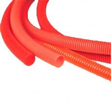 Кожух для трубы 16 (диаметр 25) красный