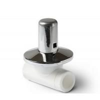 Вентиль хром. PPRC 25мм Pro Aqua