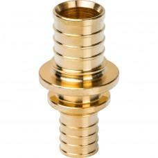 STOUT Муфта соединительнаяпереходная 32x25 для труб из сшитого полиэтилена аксиальная