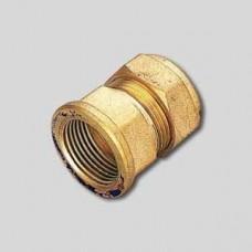 """Муфта Tiemme для мед.труб 10 х 1/2"""" вн."""