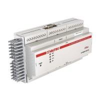 Конвертер M-BUS/RS232(внешy. пит. + 42 В, крепл. на DIN рейке, до 250 приб. уч.)