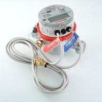 Теплосчетчик кварт. с тахометрическим расходомером, M-BUS и имп. вых. (на подающий тр.) 0,6 м3/час