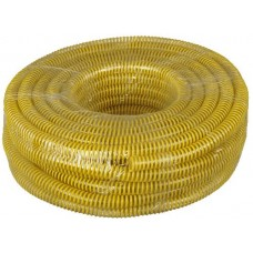 Шланг напорно всасывающий д.20 мм армирован ПВХ спиралью Garden (30м.)