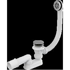Обвязка для ванны Click Clack пластик A505CRM ALCAPLAST