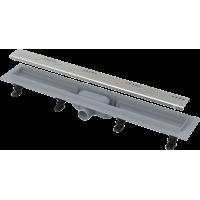 Канал дренажный ALCAPLAST 650*60 д.40мм APZ8-650 (решетка Simple Buble в компл.)