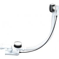 """Сифон для ванн (обвязка автомат) Jimten 1""""1/2x40  (S-334)"""