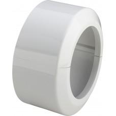 Розетка Viega 110х165х90 для отвода к унитазу, белая