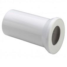 Отвод Viega 100х150, белый, прямой, уплотнение