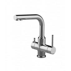 Смеситель для кухни Lemark Comfort, с подключением к фильтру с питьевой водой