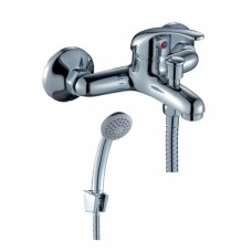 Смеситель однозахватный (35 мм) для ванны, с коротким изливом, A35-31*