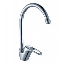 Смеситель однозахватный (35 мм) для кухни, с высоким поворотным изливом 180мм, B35-23*