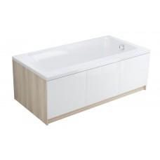 Модуль для ванны Cersanit SMART 80, боковой, ясень