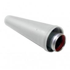 Труба LAS 60/100 0.5 м, Viessmann