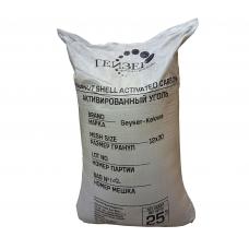 Активированный уголь Kekwa 12#30 мешок 25 кг (~ 50 л)