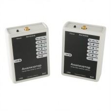 Анализатор качества канала связи RF433, для обследования объекта(комплект 2 шт.)