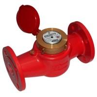 Счётчик воды универсальный Ду 50 мм (фланцевое исполнение), Декаст ВСКМ 90-50Ф