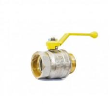 "Кран шаровой газовый 2"" в-н рычаг LD Pride GAS Ру25 Tmax=80"