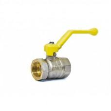 """Кран шаровой газовый 1"""" в-в рычаг LD Pride GAS Ру40 Tmax=80"""
