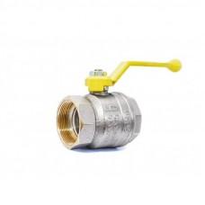 """Кран шаровой газовый 2"""" в-в рычаг LD Pride GAS Ру25 Tmax=80"""