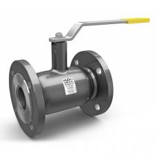 Кран шаровой стальной фланцевый d=15/10 Ру40 LD КШ.Ц.Ф. L=120 мм