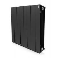 Радиатор биметаллический Royal Thermo Piano Forte 500 Noir Sable 500 x 100 (секция)